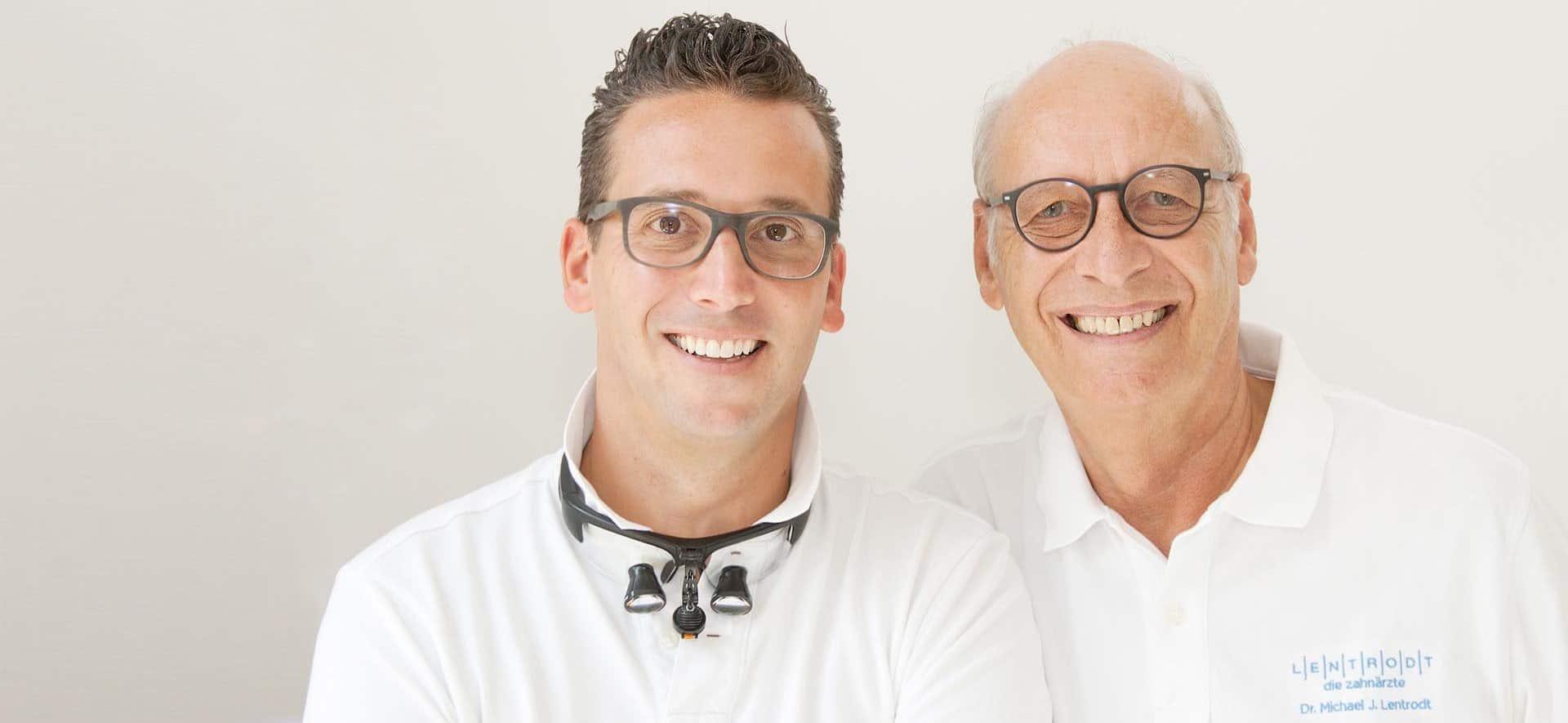 Dr Markus Lentrodt und Dr Michael Lentrodt