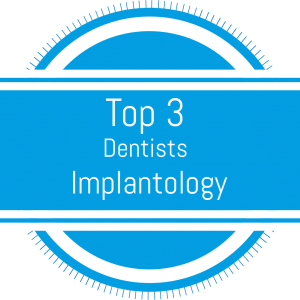 Top 3 Dentists Implantology